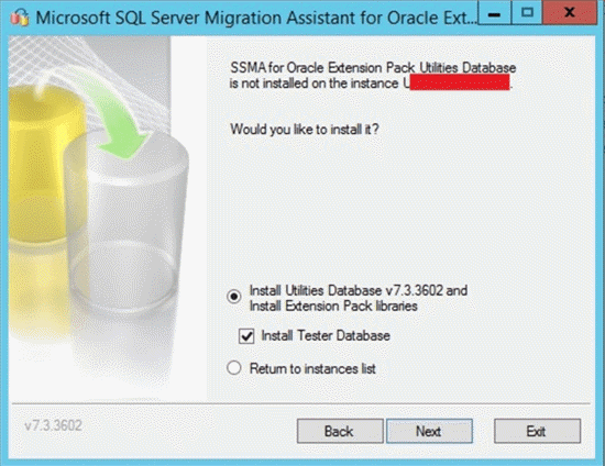 How to Install SQL Server Migration Assistant for Oracle Extension
