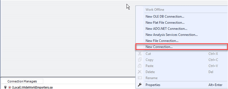 Export sql server data to multiple excel worksheets using sql server ssis new connection ibookread