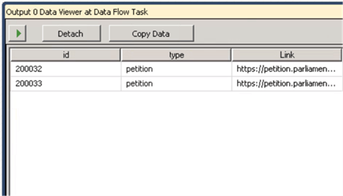 Import Nested JSON Files to SQL Server with SSIS