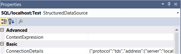 structured data source
