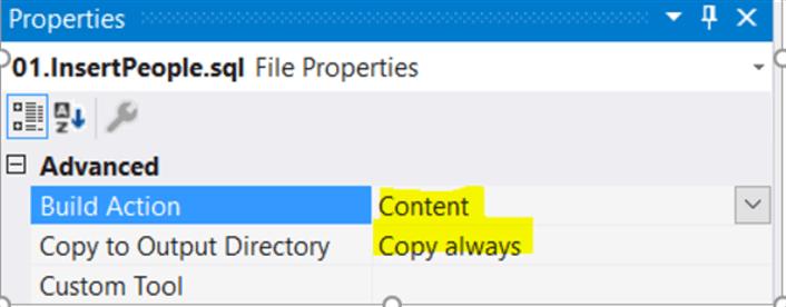 Entity Framework Migrations - SQL Scripts Support