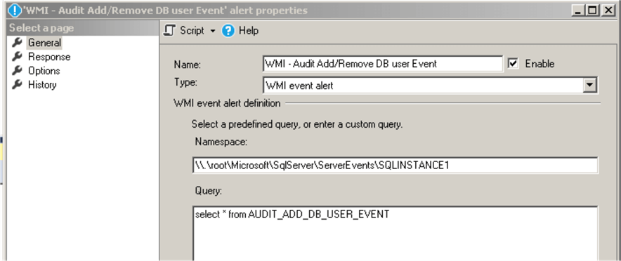 WMI Alert to Respond to the User Creation/Deletion Events