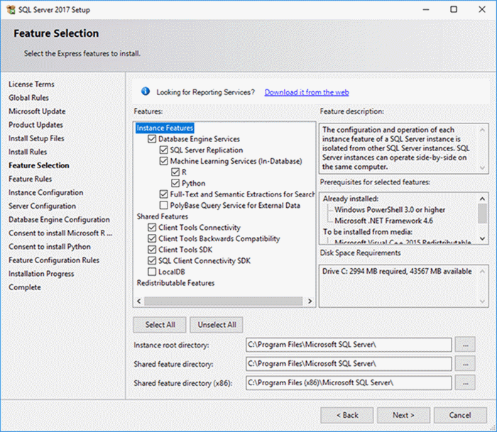 microsoft sql server management studio express 2014 free download