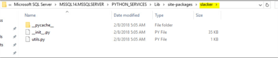 Deep dive into Python scripts execution in SQL Server