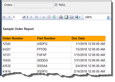 SQL Server Reporting Services Multi-Value Parameter - Wildcard Usage