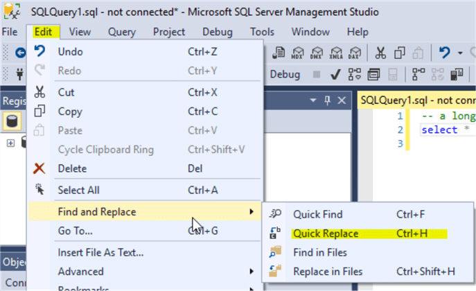 Using Regular Expressions to Manipulate Text in SQL Server
