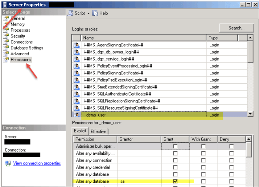 Automated SQL Server WMI Alerts for Server Scope and Server Objects