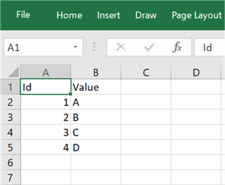 Sample Excel