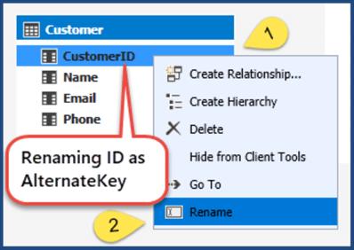 renaming keys