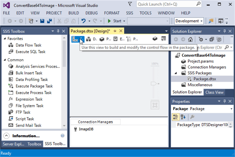 Convert SQL Server Base64 Encoded Text to Images