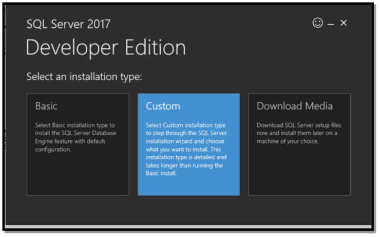 SQL Server 2017 Step By Step Installation Guide
