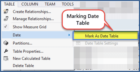 Creating Tabular Model Sample from a SQL Database Sample - Part 2