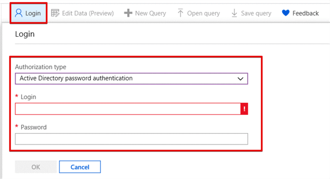 How to use SQL Database Query Editor in Azure Portal