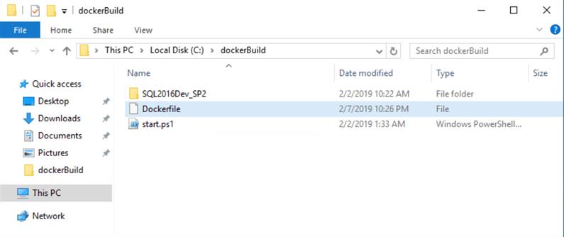 Create SQL Server on Windows Docker Container using Dockerfile - Part 6