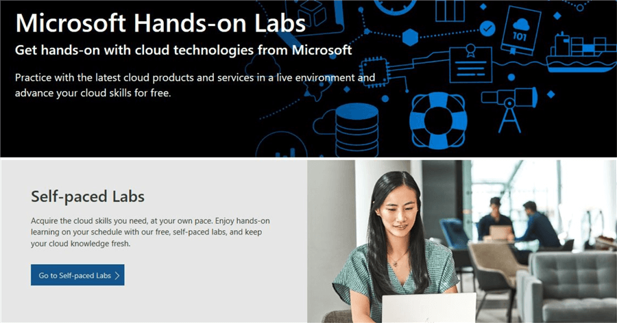 microsoft hands-on labs