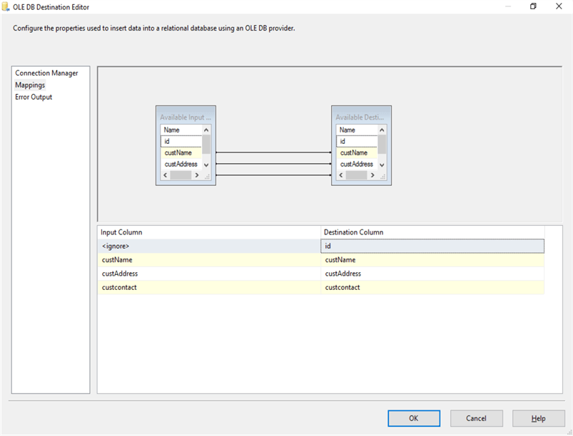 Character Map Transformations in SQL Server Integration Services