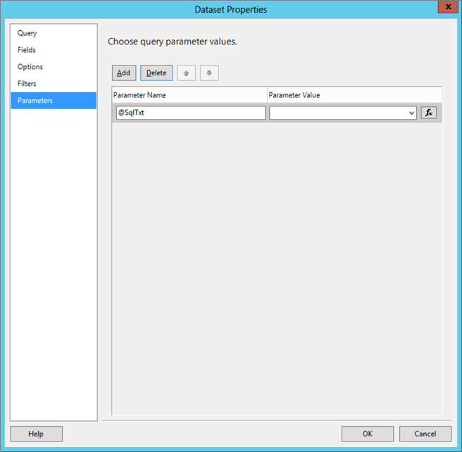 Create Dynamic SSRS Reports Using a Query as an Input