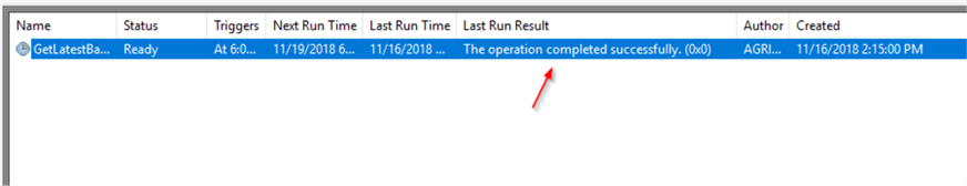 How To Schedule SQL Scripts On SQL Server Express Edition