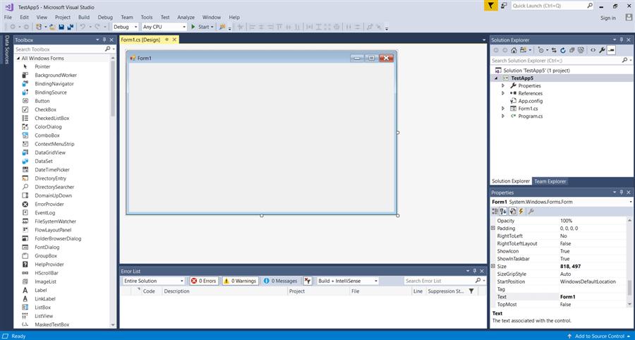 5834_mapping-sql-server-query-results-dotnet-datagridview.004 Visual Studio Windows Forms Application on enterprise products keys, enterprise box, color window, menu designer, color schemes,