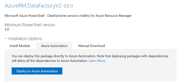 Automate the Azure-SSIS Integration Runtime Start-up and