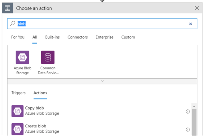 Transfer Files from SharePoint To Blob Storage with Azure