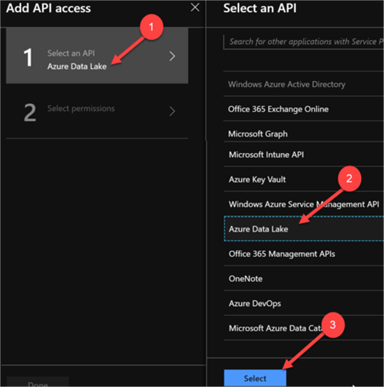 Create Azure Data Lake Linked Service Using Azure Data Factory