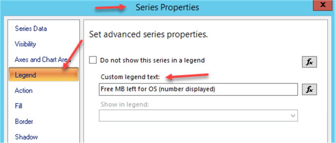 """Max_Instance_Memory"" Series Custom Legend"