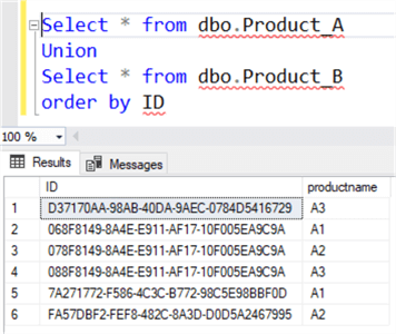 Final GUID values in SQL Server
