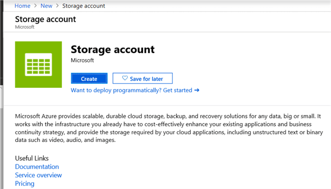 Using Files Stored in Azure File Services with Integration