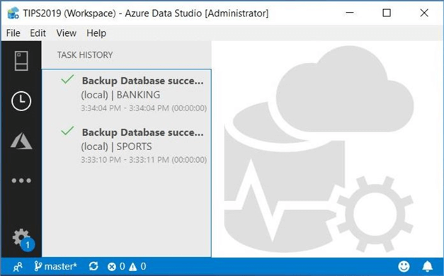 Azure Data Studio - Install Program - 