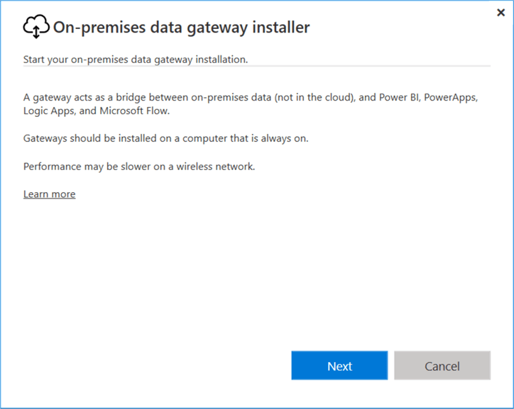 data gateway installer 1