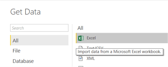 excel power bi desktop