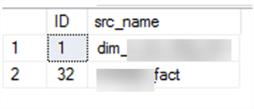 src名称