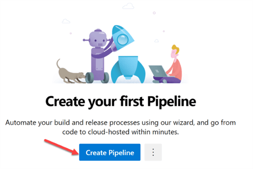 Step to create ADO pipeline