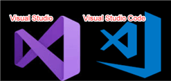 VSCode Visual Studio versus Visual Studio Code icons