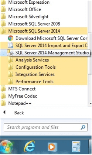 How to Install SQL Server Management Studio on your Local