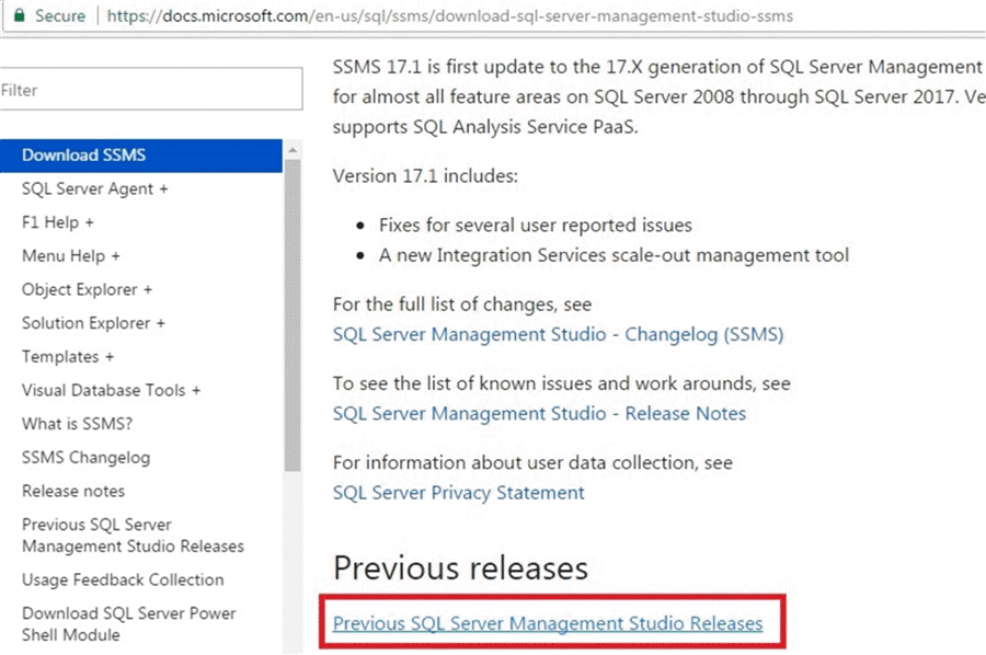 How To Install Sql Server Management Studio On Your Local Computer