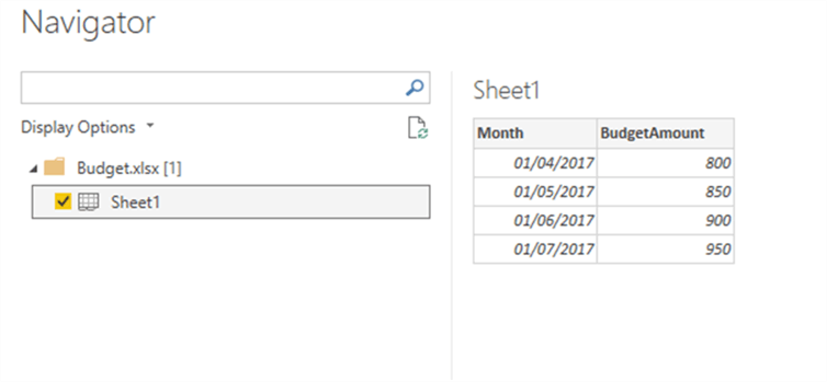 analyzing personal finances with power bi expenses versus budget