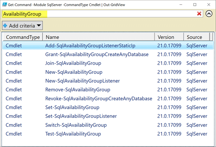 New Features and Best Practices of SQL Server PowerShell