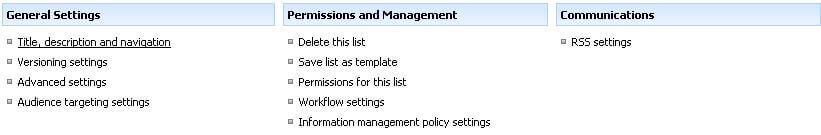 permissions and management