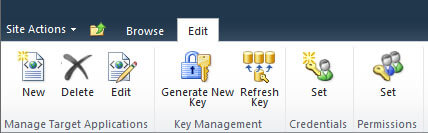 generate new key