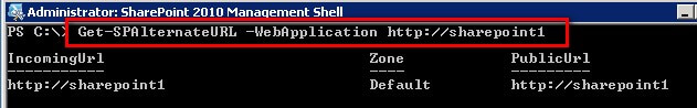 management shell