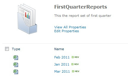 first quarter reports