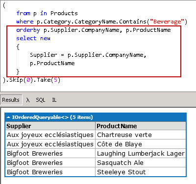 Learn to Query the SharePoint List Data Service with LinqPad