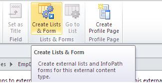 create lists