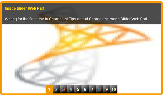 JQuery Image Slider for Announcement List in SharePoint 2007