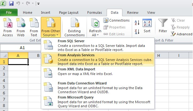 Using Excel and Creating a Pivot Table Report