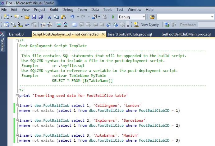 sql how to run concurrent updates