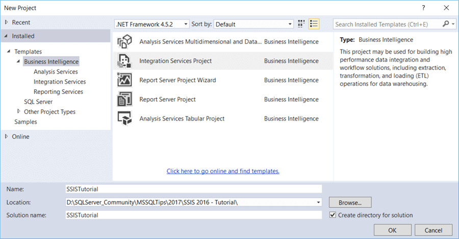 SQL Server Data Tools Preview update for August 2015 | SQL ...