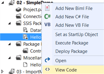 Biml Tutorial Biml Language Basics